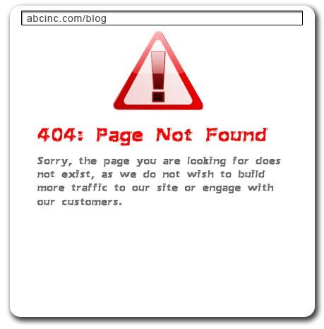 No Blog