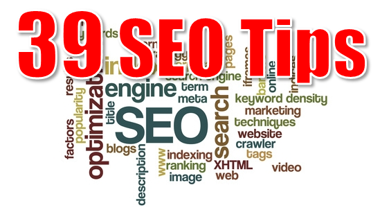 39 SEO Tips for Small Business Owners