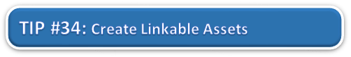 Create Linkable Assets