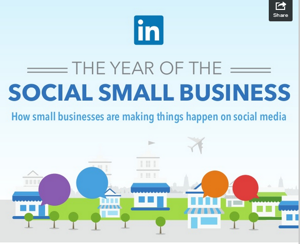 The Year of the Local Small Business - LinkedIn