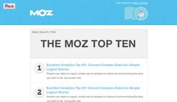 Moz Top 10