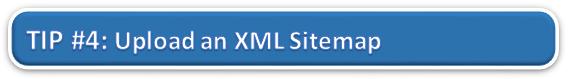 Upload XML Sitemap