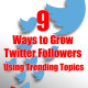 Wired SEO Twitter Followers Growth