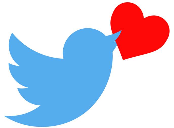 Wired SEO Twitter Bird Love